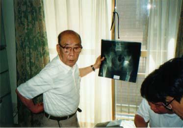 駒沢幹也氏