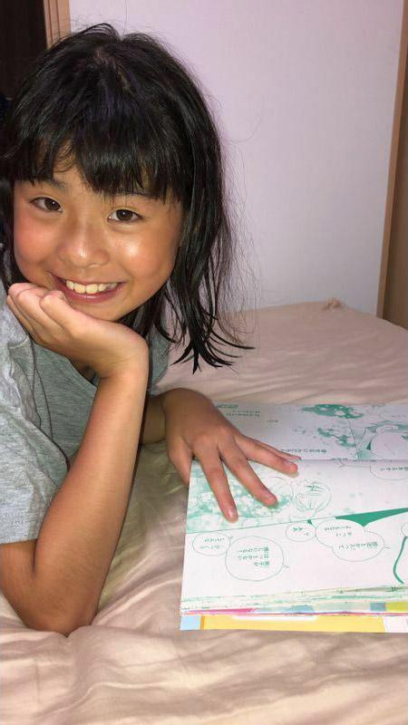 赤信号無視の車にはねられて亡くなった波多野耀子さん。とても素直で明るい性格だったという。事故がなければ、今月、沢山のお友だちと一緒に晴れやかに小学校を卒業するはずだった(遺族提供)